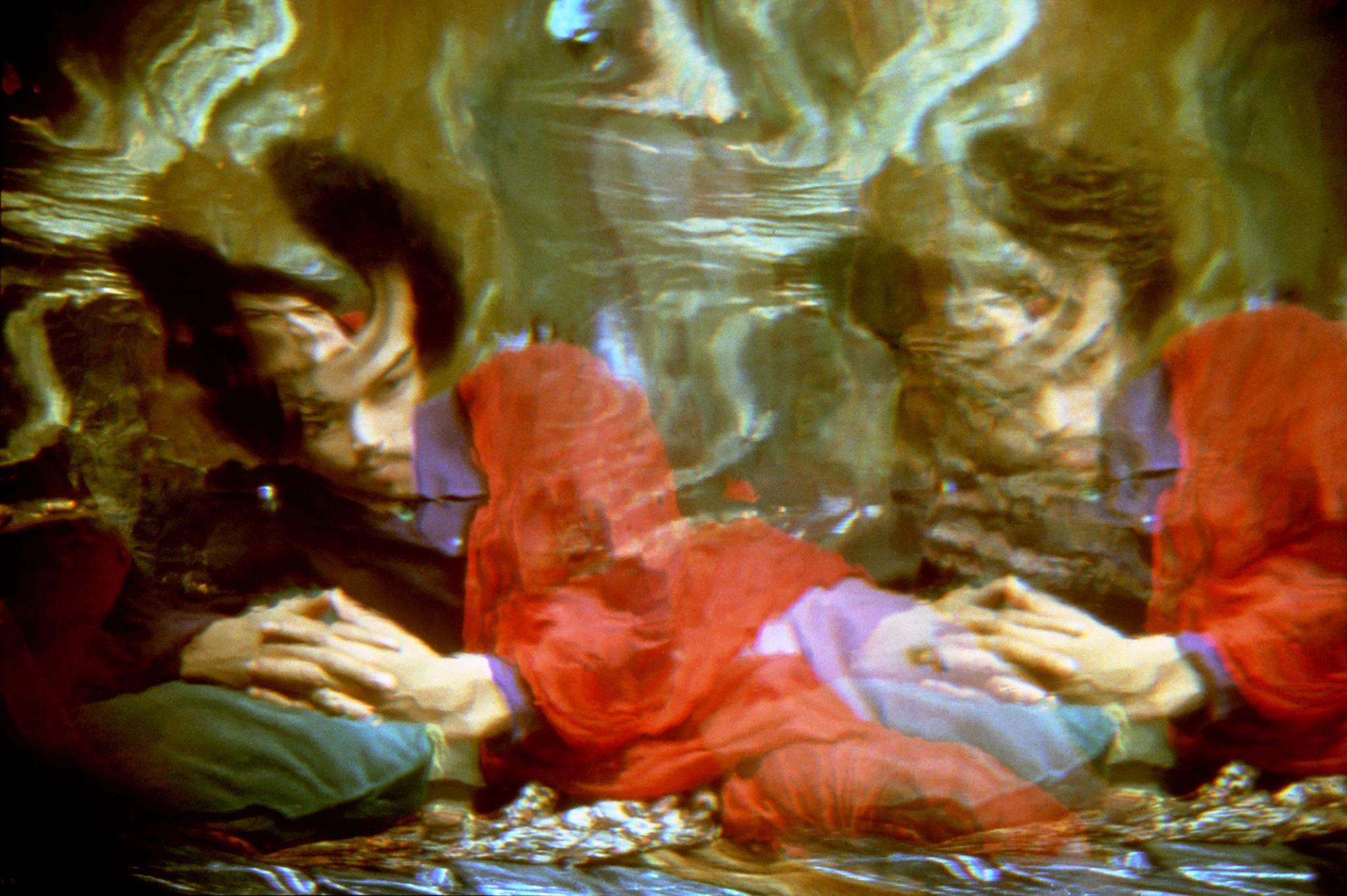 Jimi Hendrix, Hippie Modernism, Ira Cohen, 1968, Walker Art Center