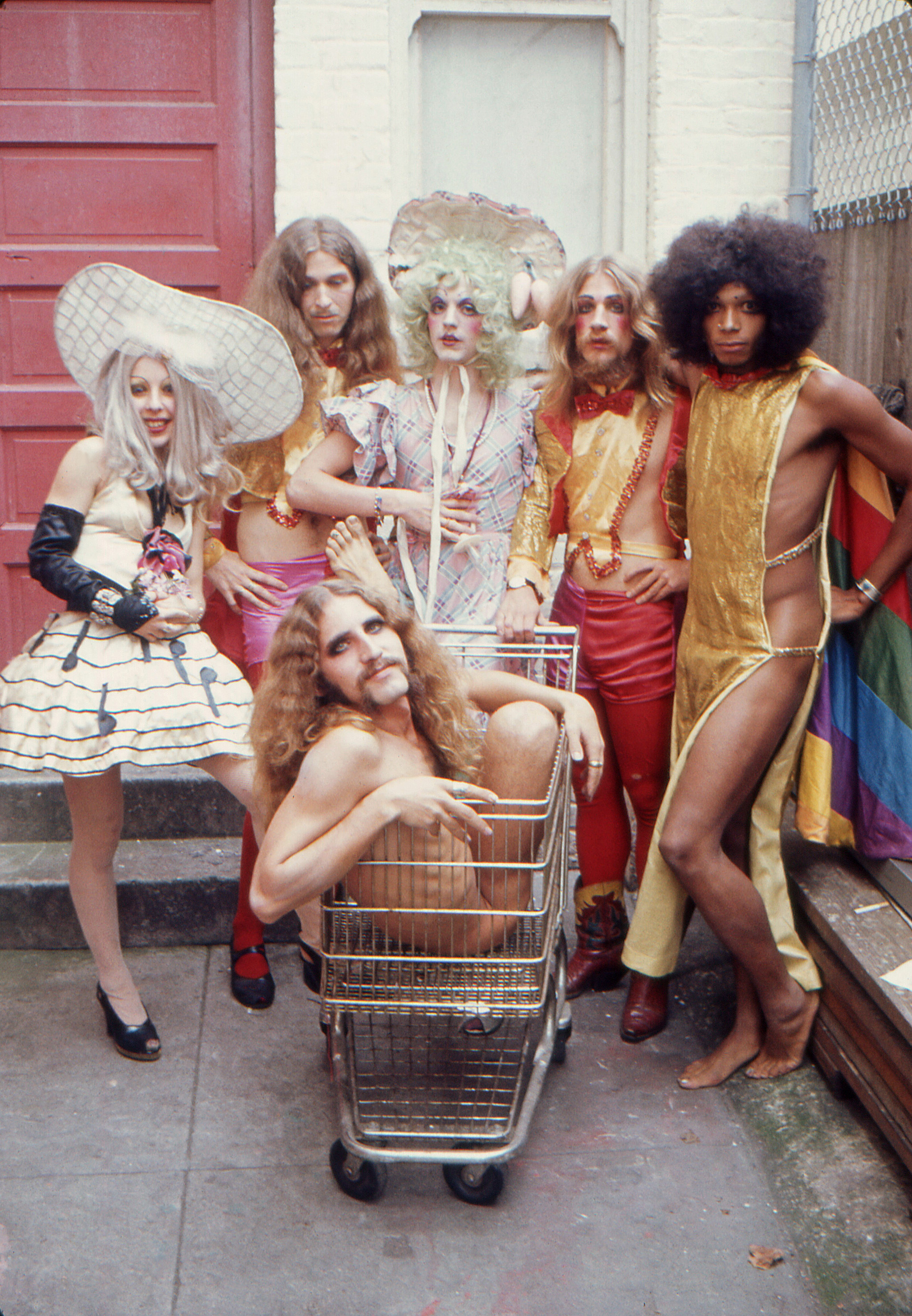 Clay Geerdes, The Cockettes, Walker Art Center, Hippie Modernism
