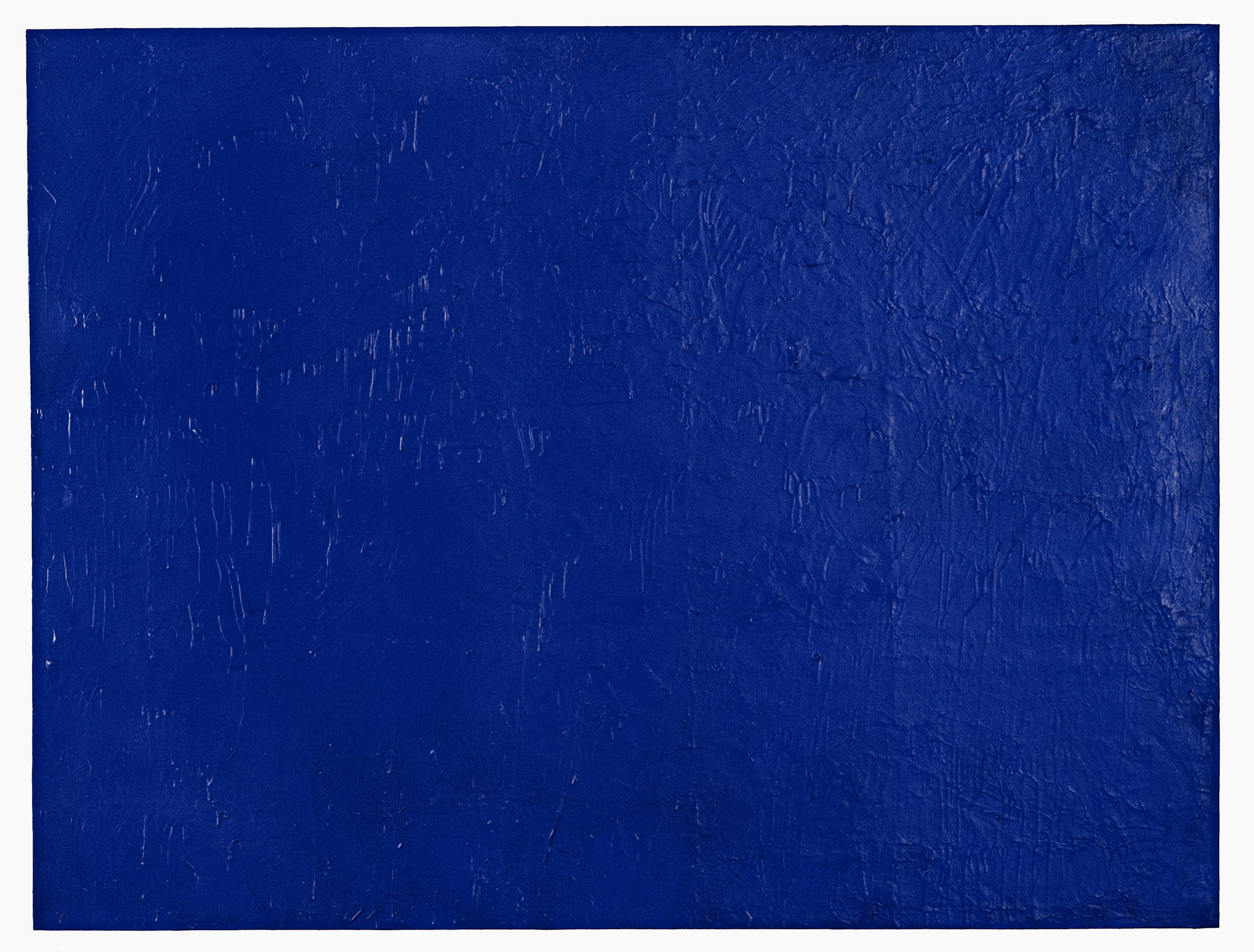 Klein Blue Paintings