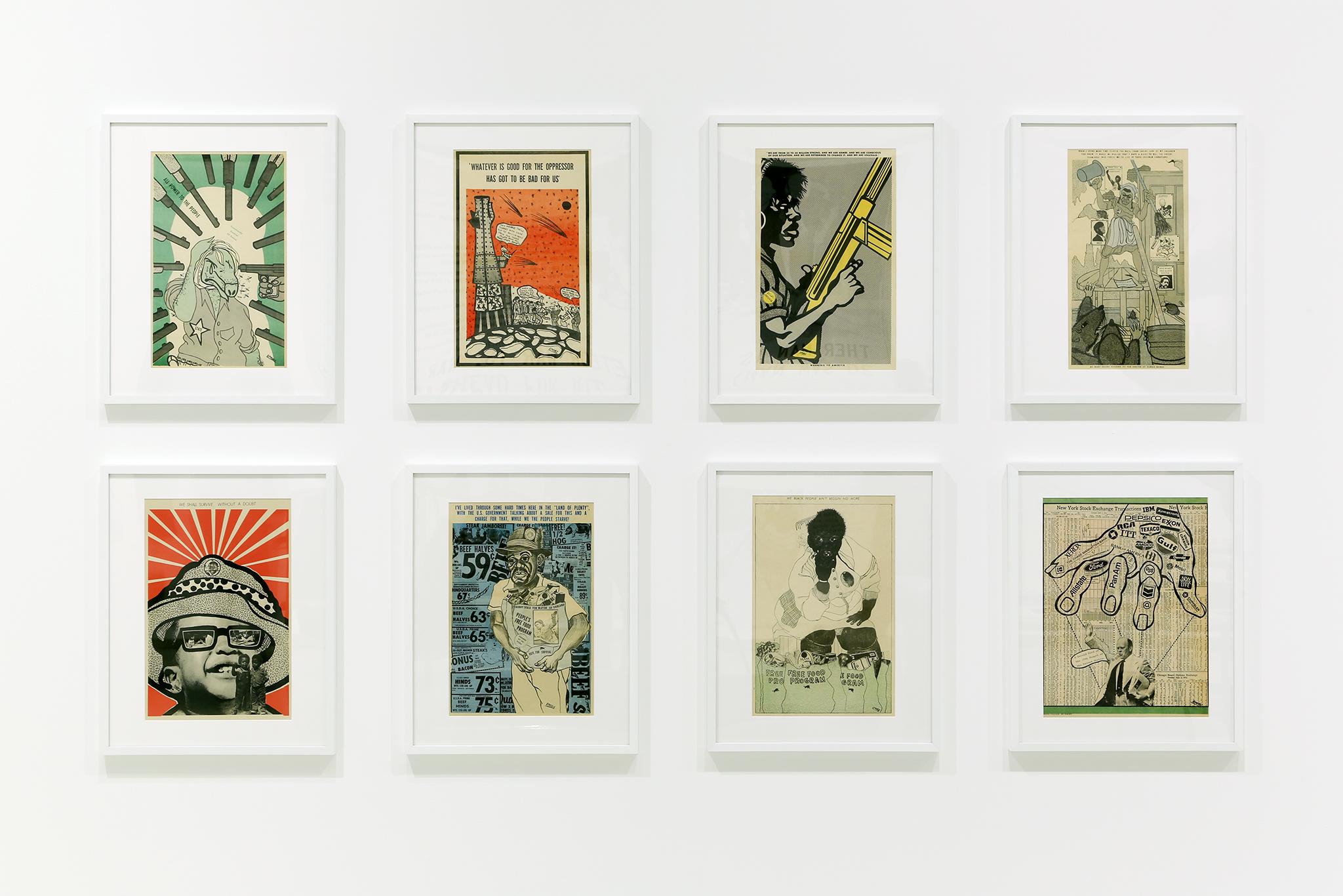 Hippie Modernism, Walker Art Center, Emory Douglas