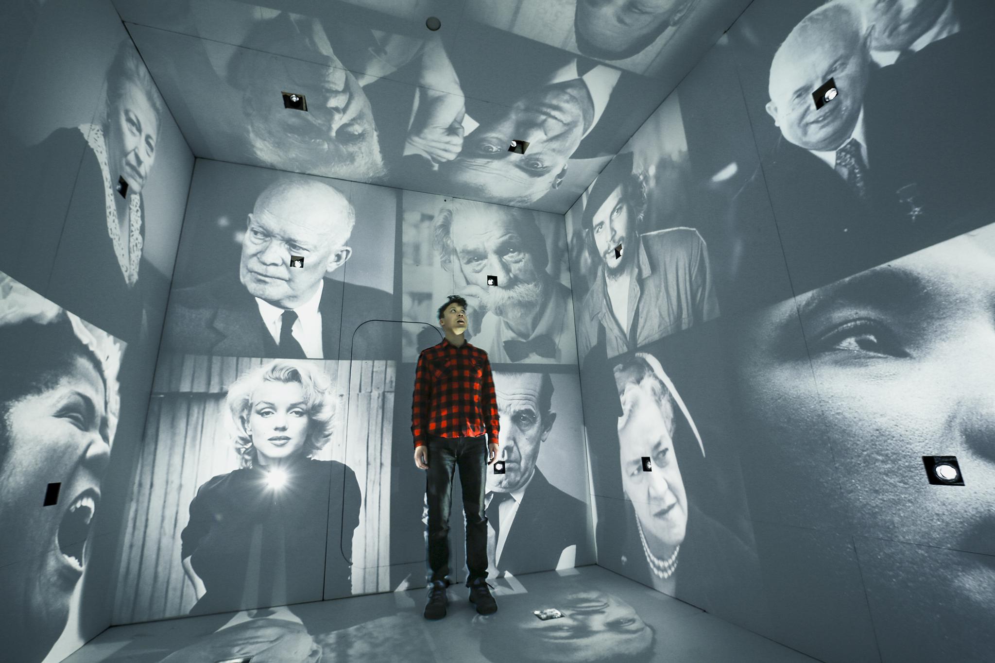 Ken Isaacs, The Knowledge Box, Hippie Modernism, Walker Art Center